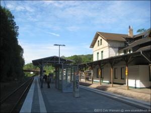 Mittelbahnsteig