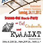 Plakat Klaatxt Nov. 2012