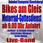 Bikes am Gleis